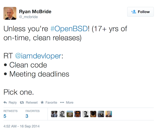 mcbride on OpenBSD releases